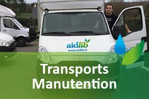 Multiservices Aidlib' transport manutention demenagement