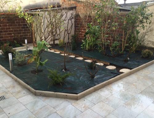 Création jardin Villejuif (94)