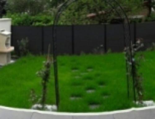Création d'espaces verts à sceaux (92)