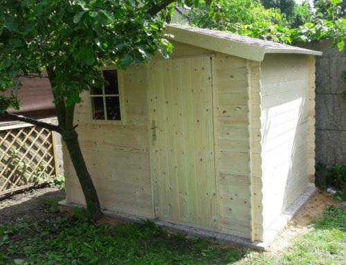 Montage abri jardin à Sucy-en-Brie
