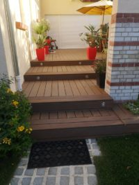escalier maisons alfort Aidlib jardinier paysagiste