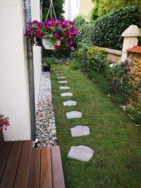 maison alfort dalle finiAidlib jardinier paysagiste