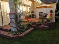 terrasse maisons alfort Aidlib jardinier paysagiste