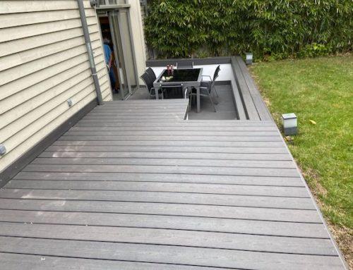 Terrasse bois composite – Le Perreux